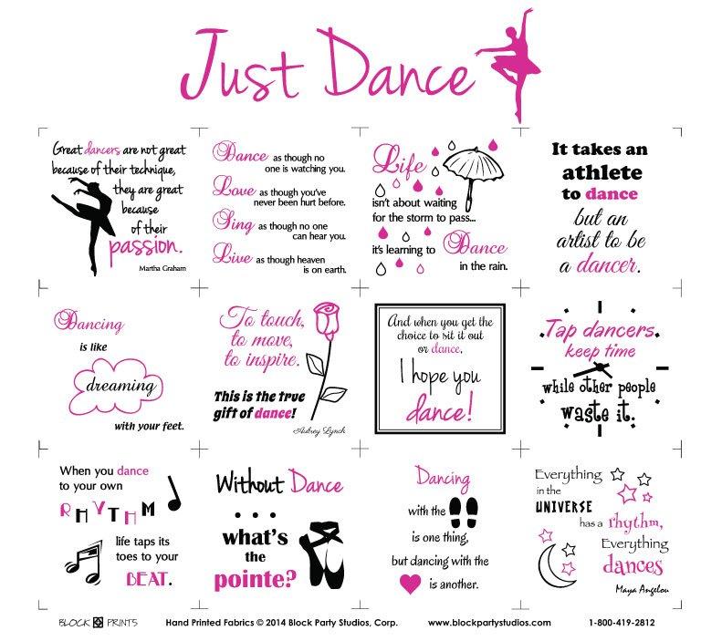 Just Dance Panel