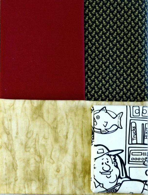 Man Cave Quilt Kit : Quilt kit sale