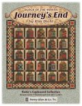 Journey'e End BOM at WashTub Quilts