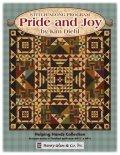 Pride & Joy BOM at WashTub Quilts