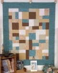 Yellow Brick Road Kit from WashTub Quilts