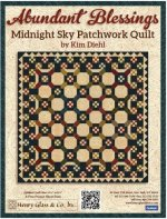Abundant Blessing Midnight Sky by Kim Diehl