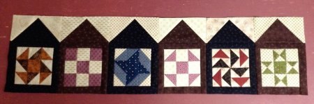 WashTub Quilts Row by Row