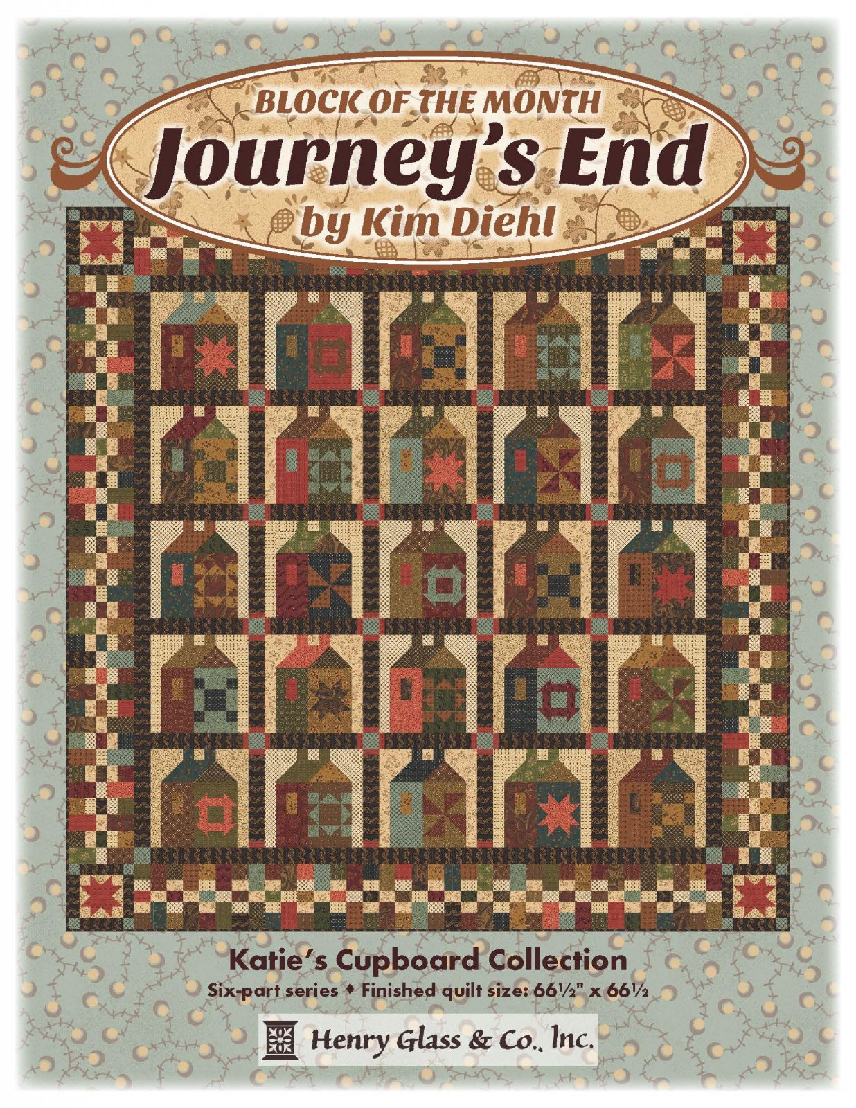 Journey's End BOM