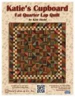 Katie's Cupboard - free lap quilt pattern