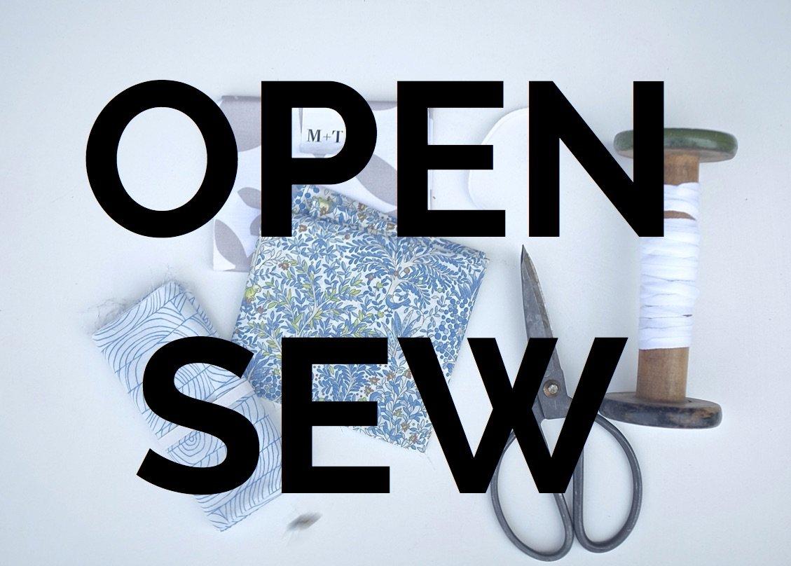 open machine