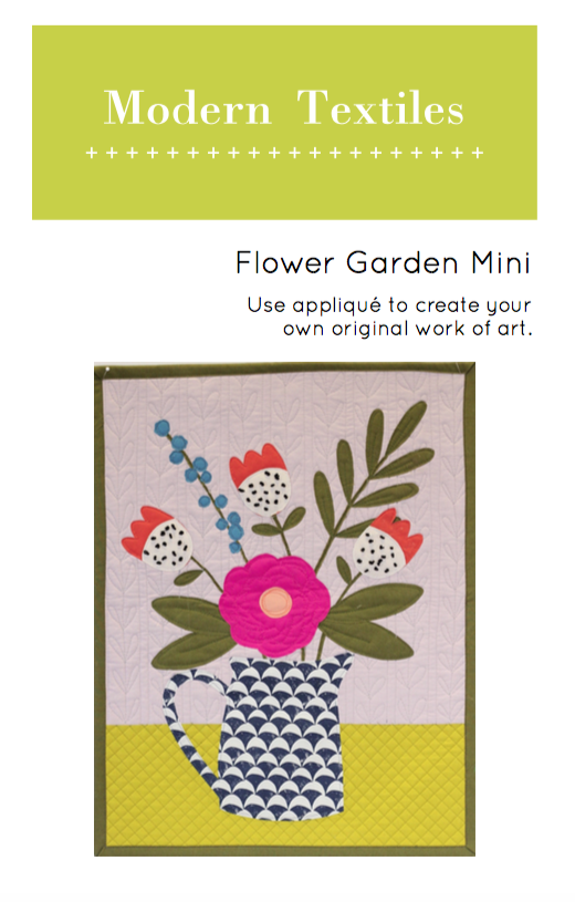 Flower Garden Mini Pattern