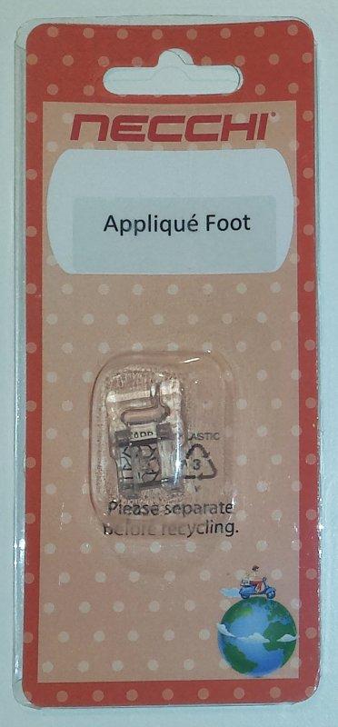 applique sewing machine foot