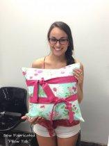 Sew Fabricated Pillow Talk