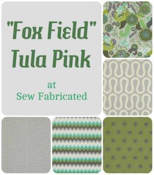 Fox Field at Sew Fabricated