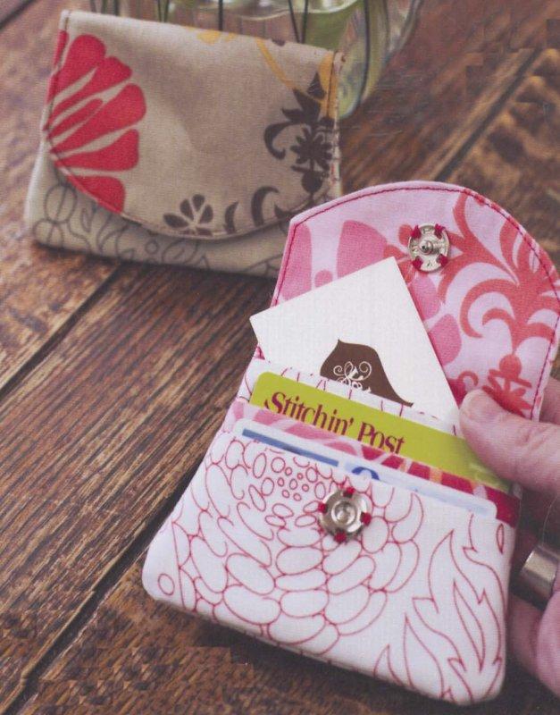 Little Wallet by Valerie Wells Designs