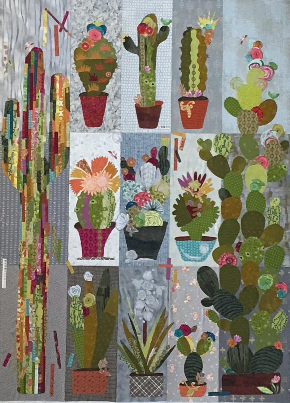 Collage Cactus Sampler 724696748625
