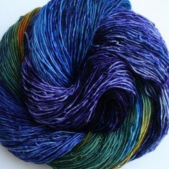 Dragonfly Fibers Pixie Fingering Weight Yarn