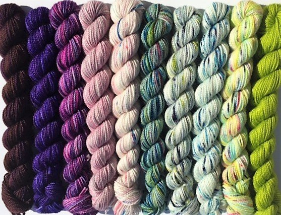Baah Yarns Flash Dance Kit