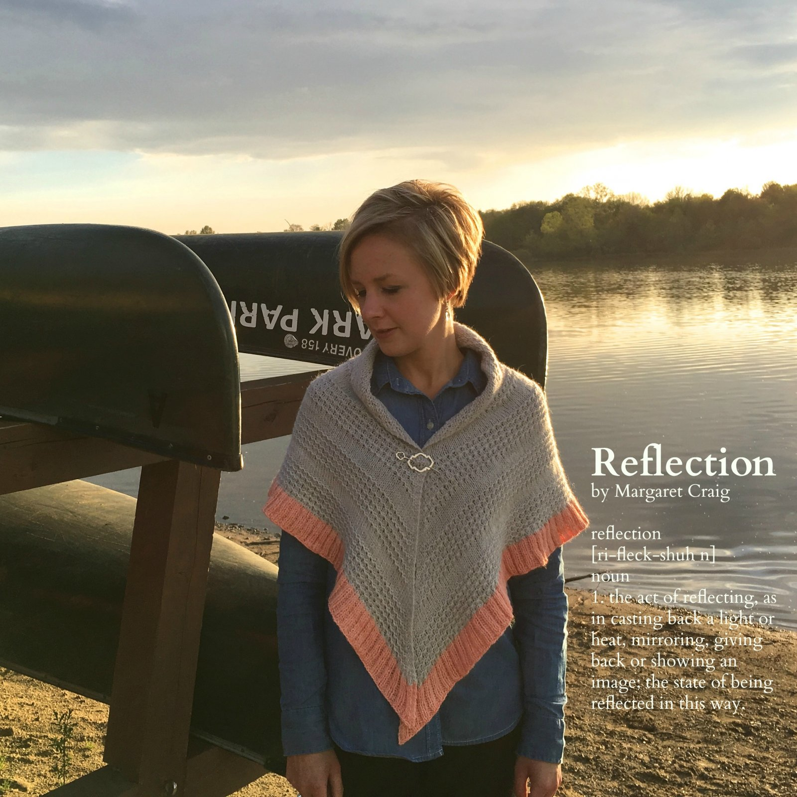 Heidi & Lana Knitting Wrap, Shawl & Poncho Kits