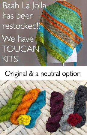 Toucan kits