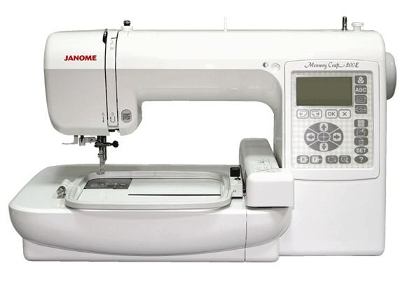 janome sewing machines. Black Bedroom Furniture Sets. Home Design Ideas