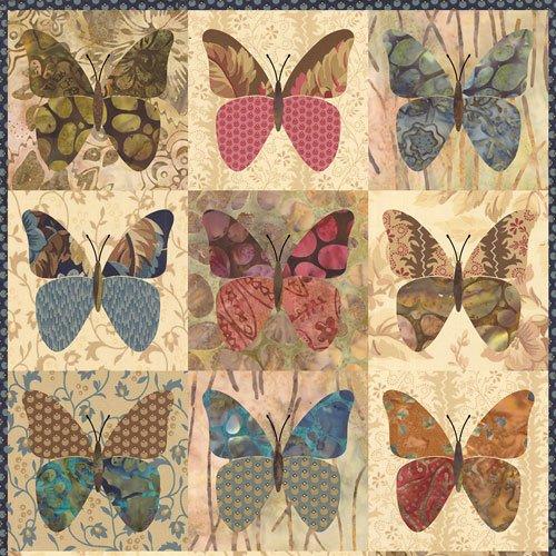 Butterflies Quilt Pattern