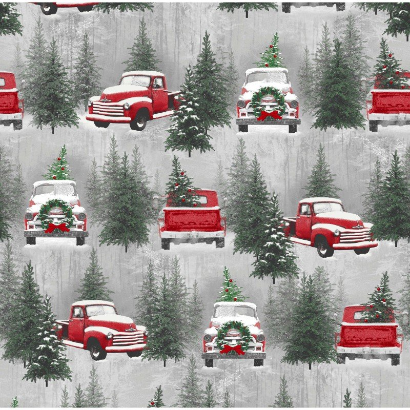 Holiday Traditions Fabric