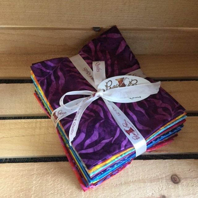 12 Pack Bundle - Batik Brights