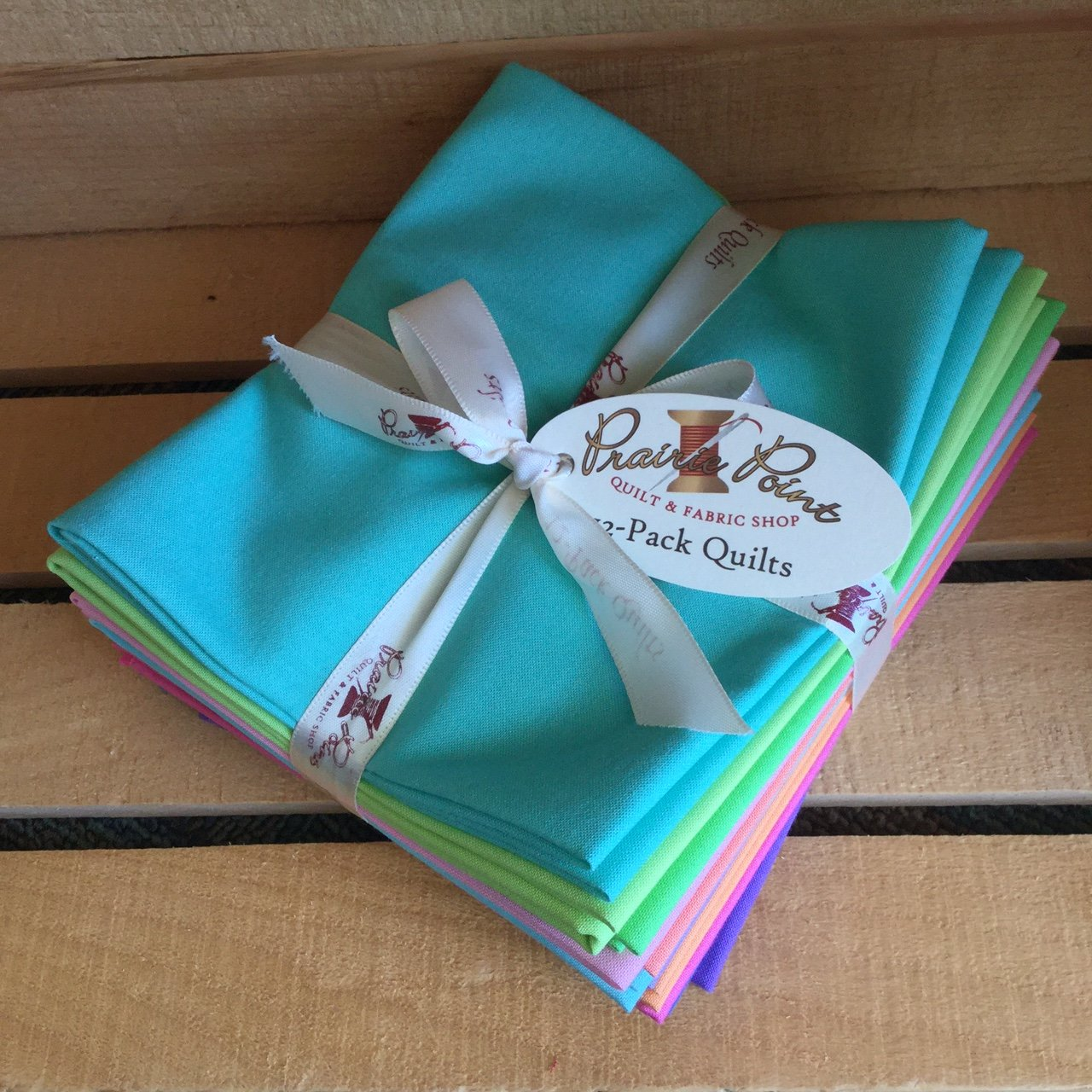 12 Pack Bundle - Bella Solids