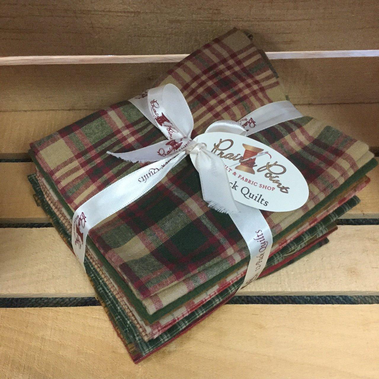 12 Pack Bundle - Brushed Wovens