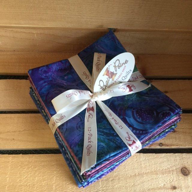 12 Pack Bundle - Java Batik