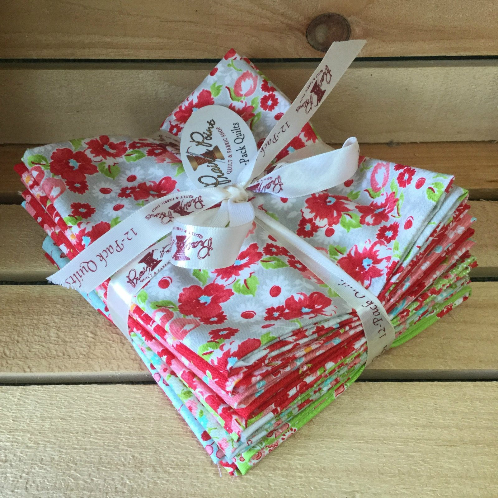 12 Pack Bundle - Little Ruby