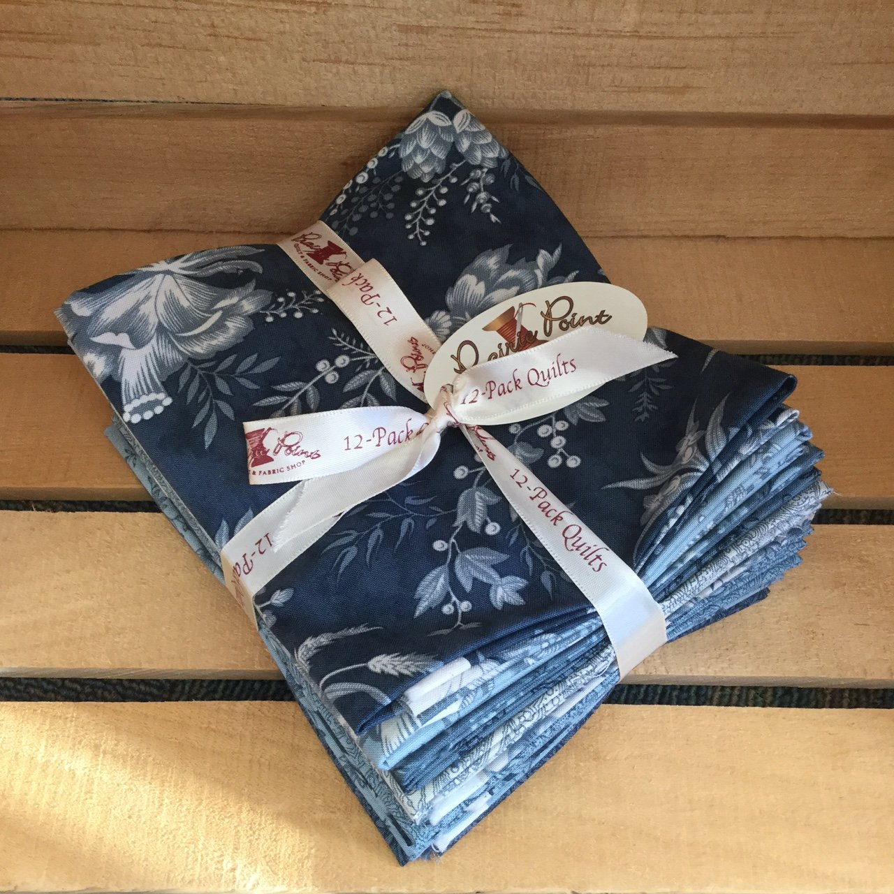 12 Pack Bundle - Snowberry Blue