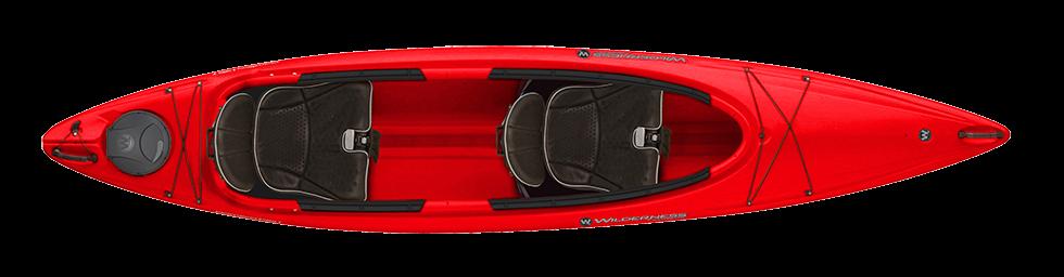 Pamlico Tandem 135T Kayak Wilderness Systems