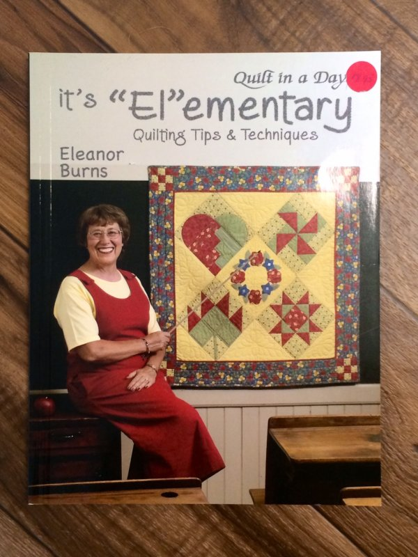 it s Elementary Quilting Tips & Techniques - 735272010746