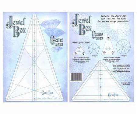 Jewel Box Gems 5 & 10 Tool