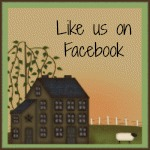 Like The Quilt Rack & Wool Cubby on Facebook