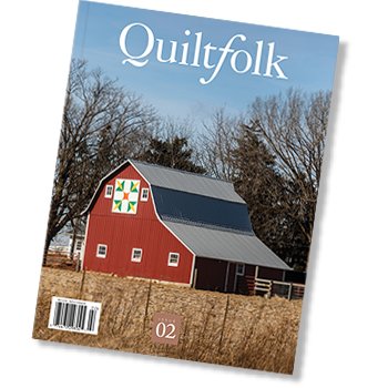 Quiltfolk Magazine (Issue 2: IOWA)