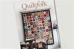 Quiltfolk Magazine (Issue 1: Oregon)