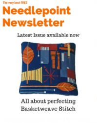 the best needlepoint newsletter