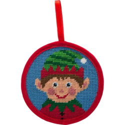 affordable needlepoint christmas ornaments