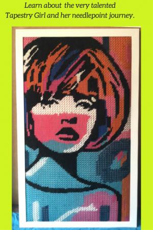 tapestry girl