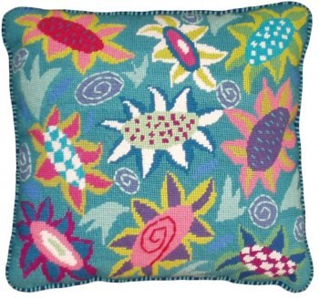 Needlepoint Pillow Kits