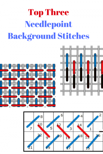 how to choose needlepoint stitches