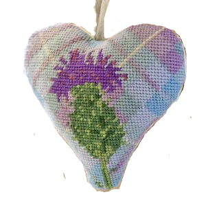 affordable needlepoint ornament kit