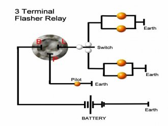 wiring diagram for relays 12 volt with Wiring Diagram Indicator Flasher Unit on 120837 Ice Breaker Troubleshooting Current Relays in addition Automotive Relay Diode Wiring together with How To Wire A Relay moreover Camera 12 Volt Wiring Diagram likewise Marine Switch Panel Wiring Diagram.