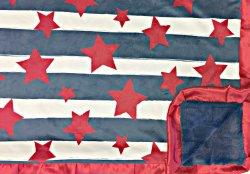 Stars & Stripes - Red