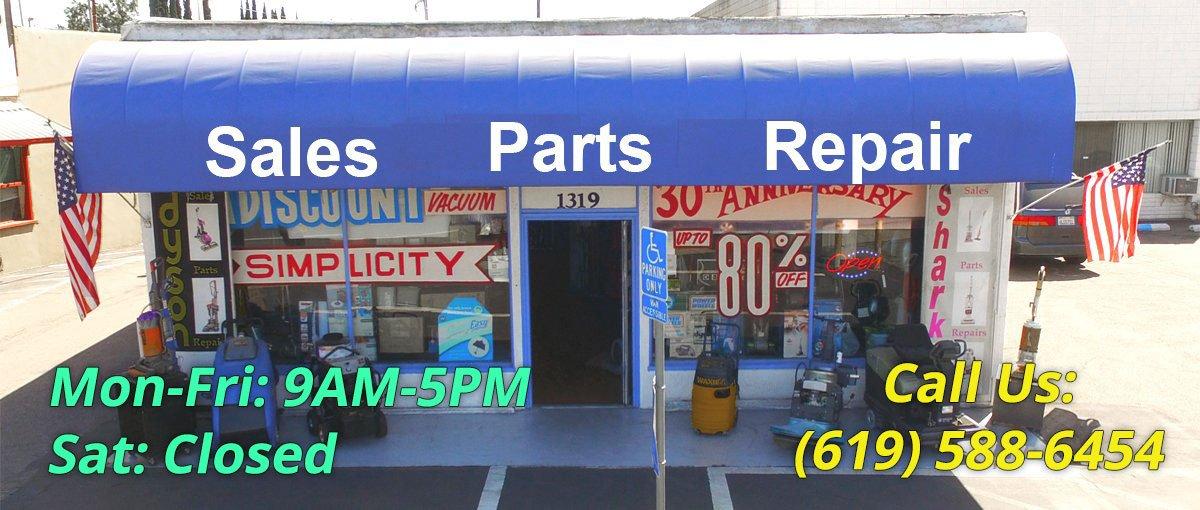 Brand Name Vacuums Vacuum Servicing Amp Lamp Repairs From A