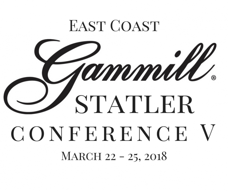 EAST COAST GAMMILL/STATLER CONFERENCE