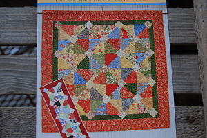 Double Takes Ii Anka S Treasures Quilt Fabric Pattern