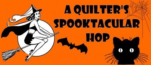 A Quilter's Spooktacular Hop