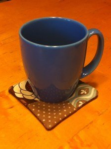 easy coaster or pot holder