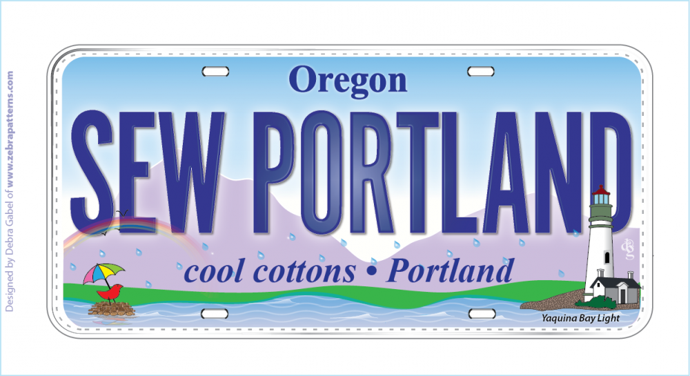 how to change address in license plate