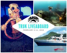 Truk Liveaboard 2018